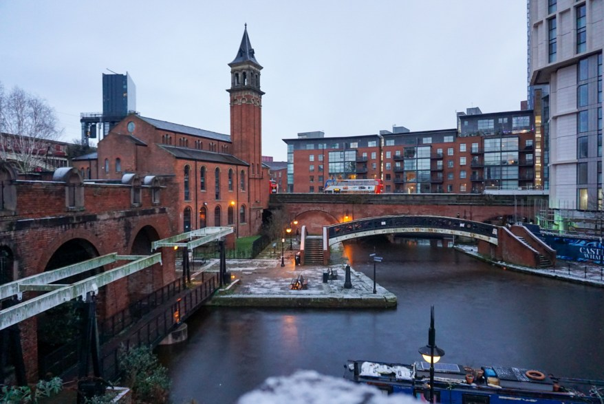 The Manchester Canals, family friendly cities in France