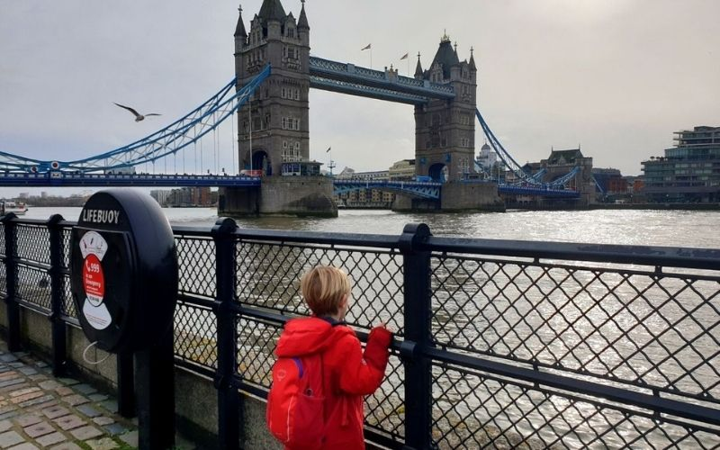 london bridge, family friendly cities in England