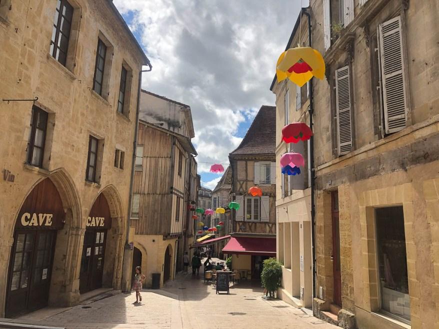 Bergerac streets