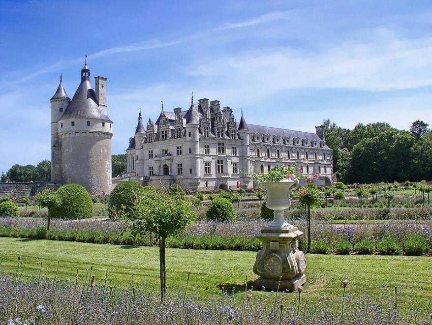 Chateau de Chenonceau, Family friendly cities in France