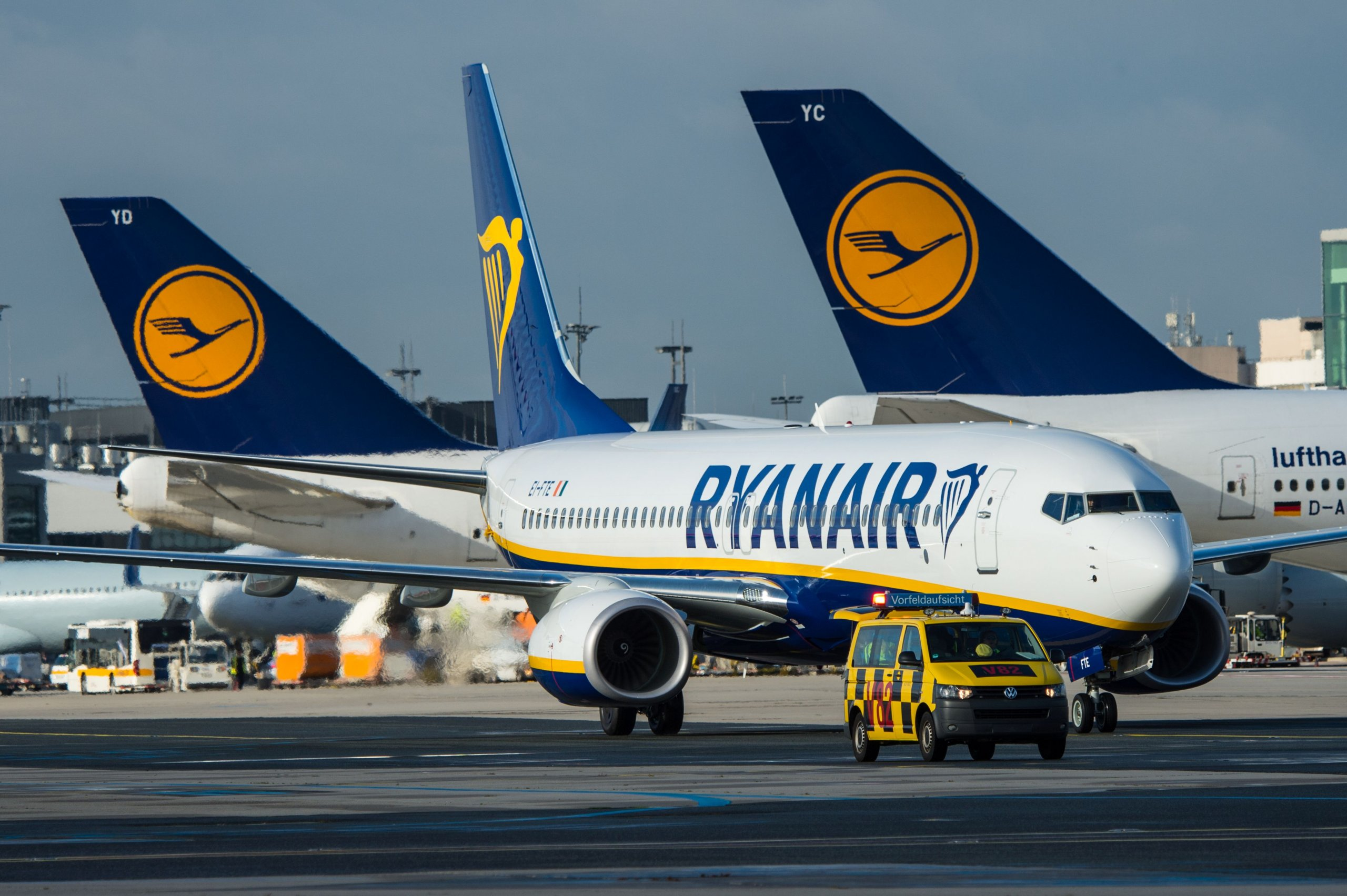 Ryanair's New Cabin Baggage Policy 2018