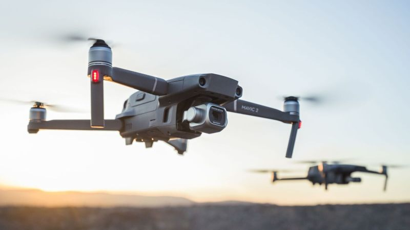 DJI Mavic 2 Drones – The Future is Here