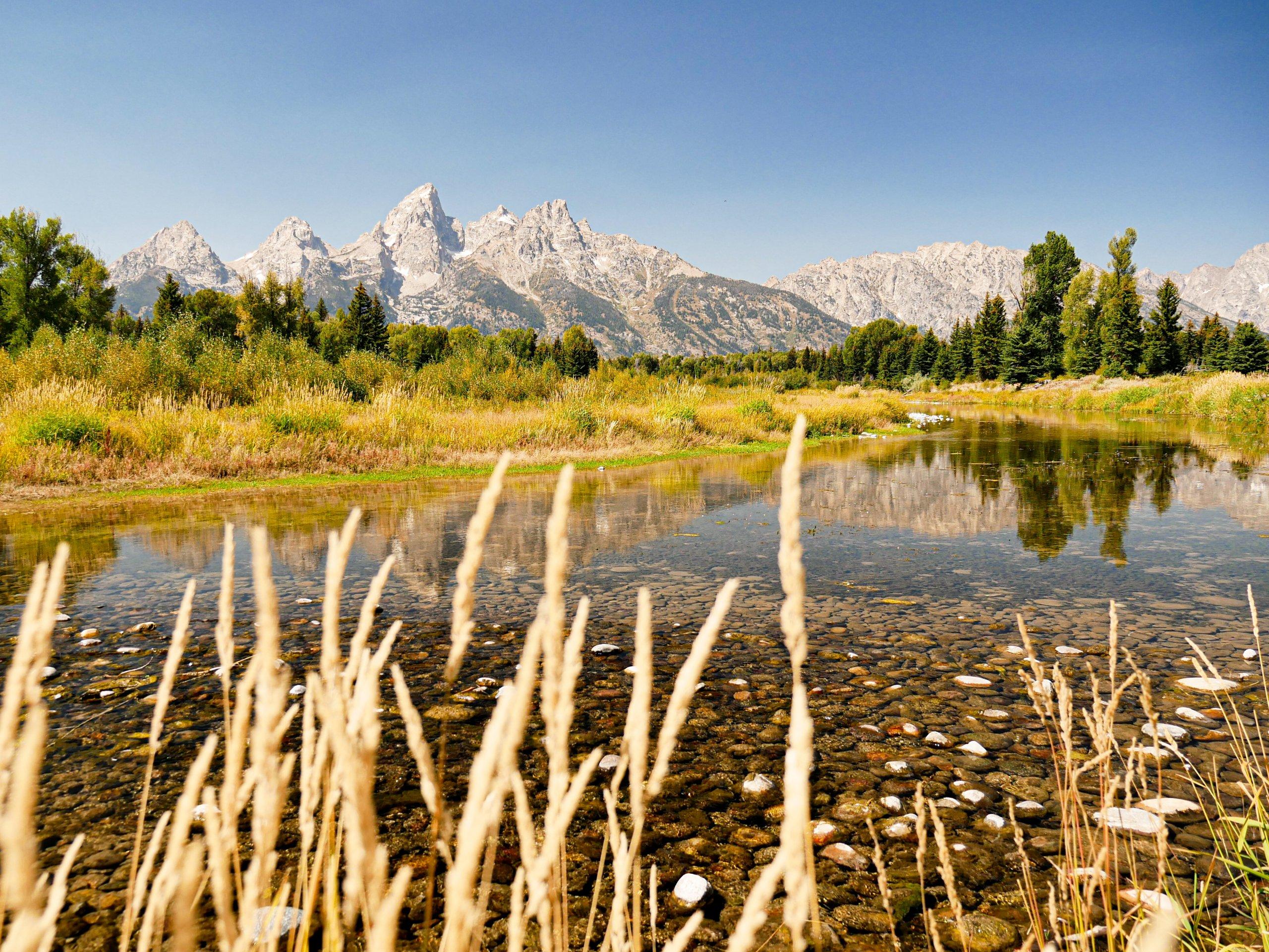 Grand Teton, Yellowstone & Glacier National Park Road Trip