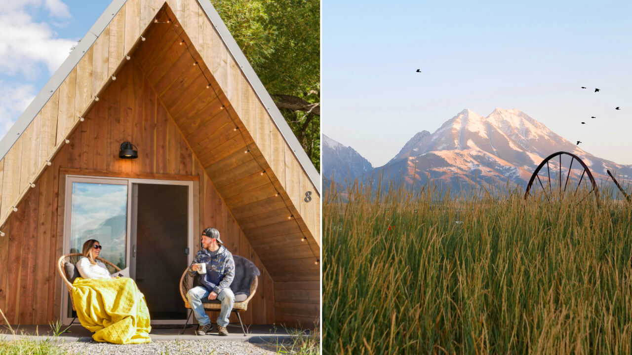The Best Airbnb Near Yellowstone National Park