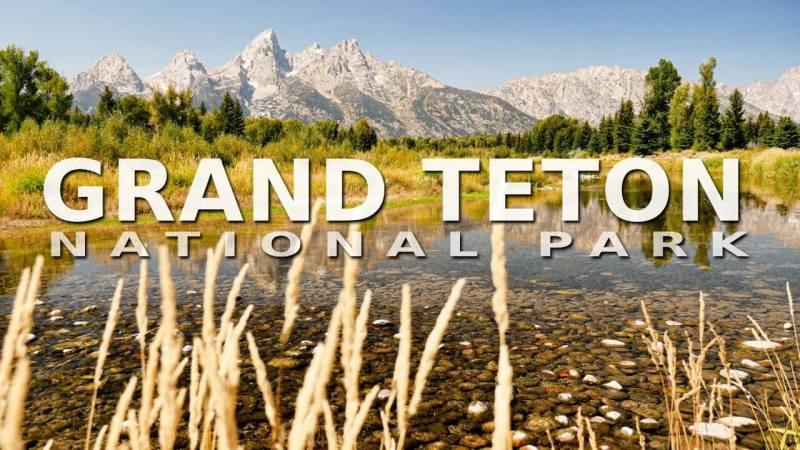 The Grand Teton National Park Travel Video