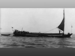 Partyschip Sailboa als zeilklipper
