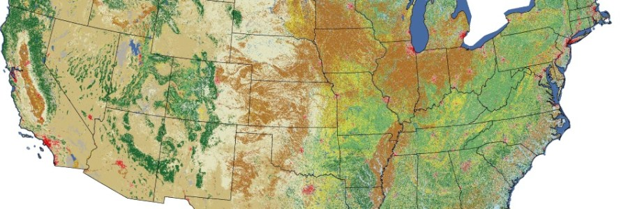 Mapping Land Use / Land Cover Codes from NLCD1992 to NLCD2011