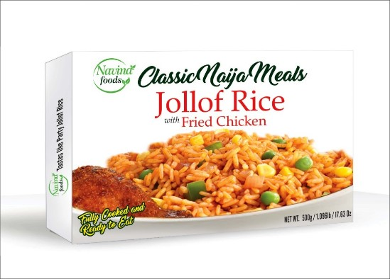 How to enjoy our Classic Naija Meals Jollof Rice and Chicken