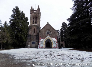 White Christmas @ St. Johns in the Wilderness (Protestant Church)