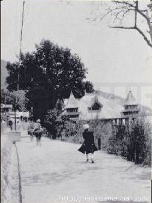 1920's Lower Mall near Boathouse in winter The (Peter Smith©)