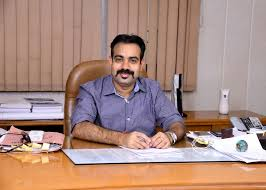 District Collector / District Election Officer Dr. Neeraj Khairwal ...