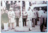 President Dr. Rajendra Prasad on DSA's Inaguratiion