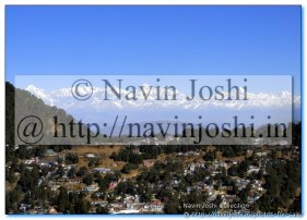 Nainital with Himalaya