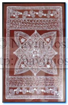 Aipan-Traditional Art of Kumaon