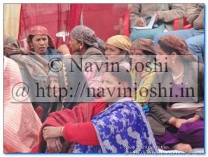 Garhwali Ladies