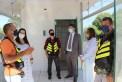 Prefeita Rhaiza Matos ao inaugurar e entregar os abrigos para mototaxistas de Naviraí (35)