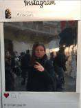 Værket kritiserer hvordan sociale medier skævvrider unges billede af skønhed.