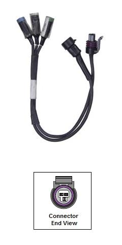 NavistarService: Connector, Replacement (5 PK)