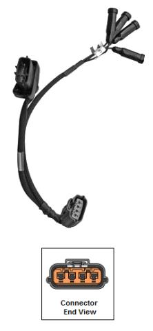 NavistarService: Connector, Replacement (2 PK) (405724)