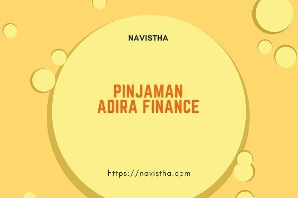 pinjaman adira finance