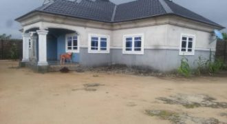 3Bedroom(All Ensuite) Bungalow