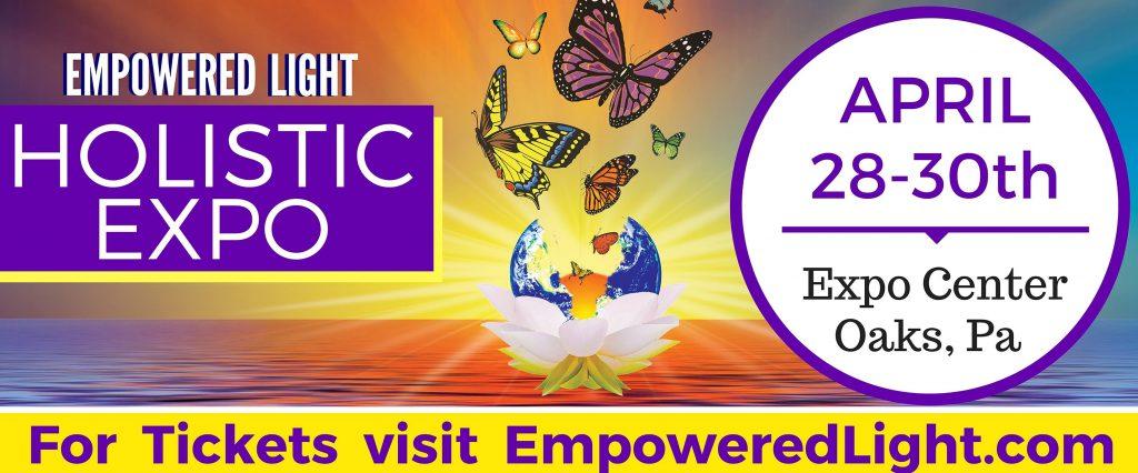 Empowered Light Expo Apr 27 - 28 Oaks, PA