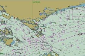 Использование ECDIS для планирования и контроля перехода судна