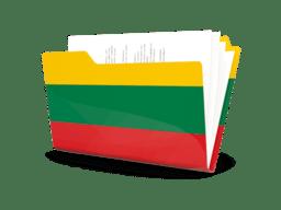 lithuania folder icon 256 Тренажерные центры