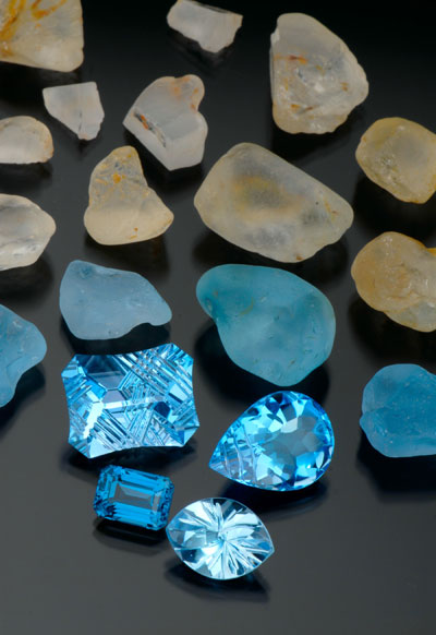 Blue Topaz Gemstones History Difference Meaning And Power