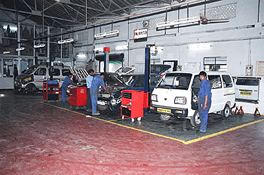 Maruti Suzuki Car Servicing in Thane