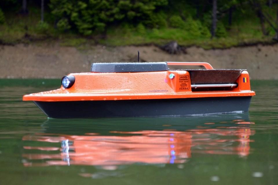 fire leadcore navoplantat rocarp pe apa