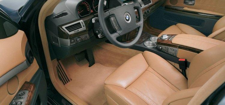 Автомобильный ковролин: выбор и применение