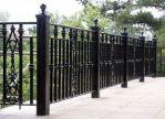 Як відновити металевий паркан?
