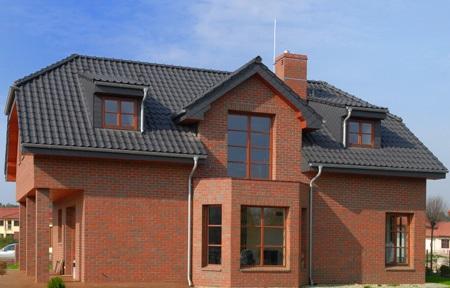 Преимущества загородных домов и коттеджей из  кирпича