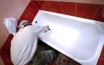 Емалювання – сучасний спосіб оновлення ванни