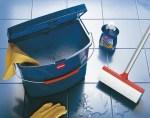 Чистота в доме — спокойствие за здоровье ребенка