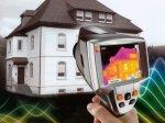 Исследование тепловизором – проверьте утепление дома