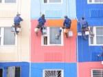 Фасадные работы – как проводится теплоизоляция фасадов