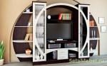 Стенка под телевизор: классика в современном оформлении