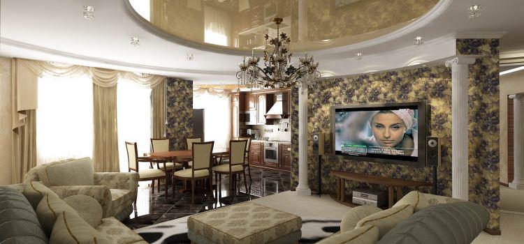 Какой должна быть гостиная в классическом стиле?