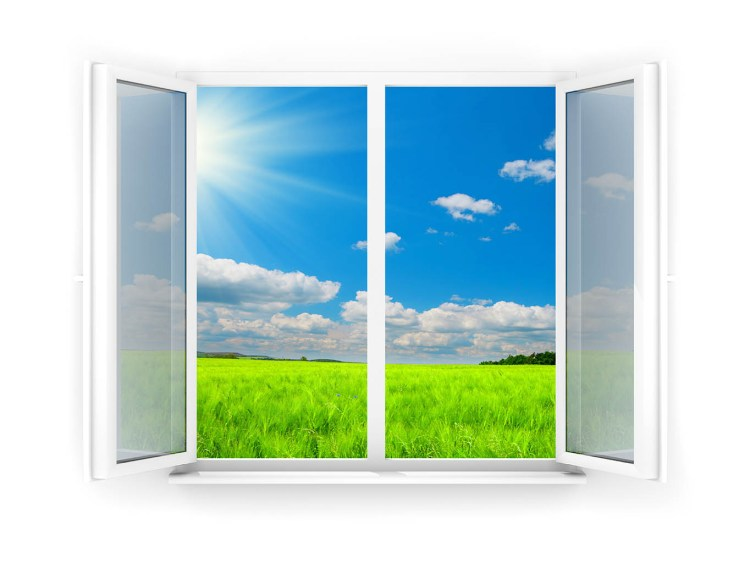окно фото