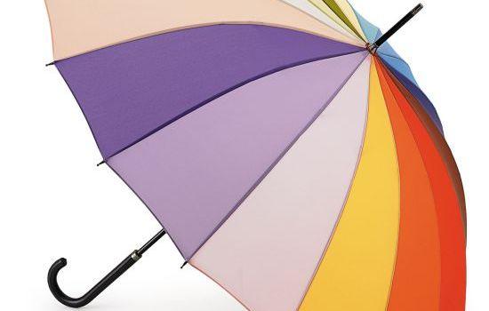Основные виды зонтов