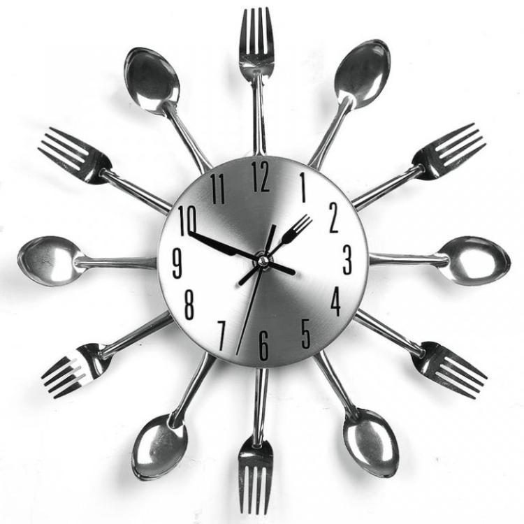 как выбрать часы на кухню правильно