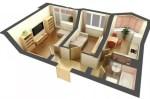 Двухкомнатные квартиры — отличный способ улучшить свои жилищные условия