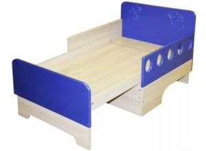 Кровать на вырост для детей. Фото