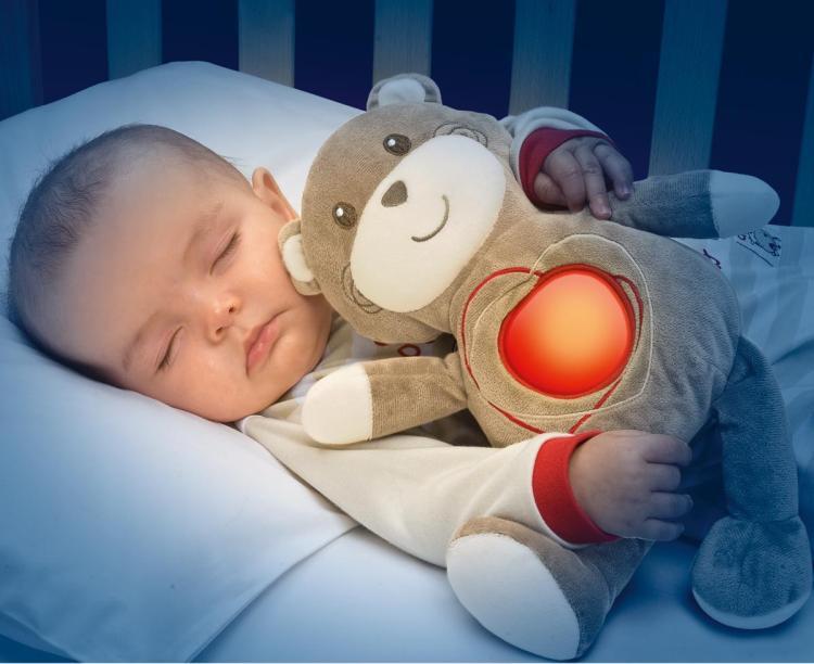 мягкая игрушка для новорожденных