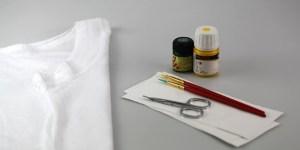 инструменты и материалы для росписи ткани