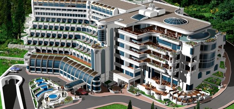 Особенности строительства гостиничных заведений