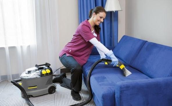 как чистить диван