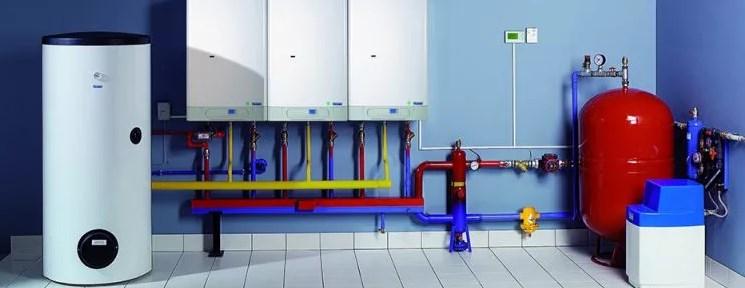 Системы отопления Protherm и Vaillant